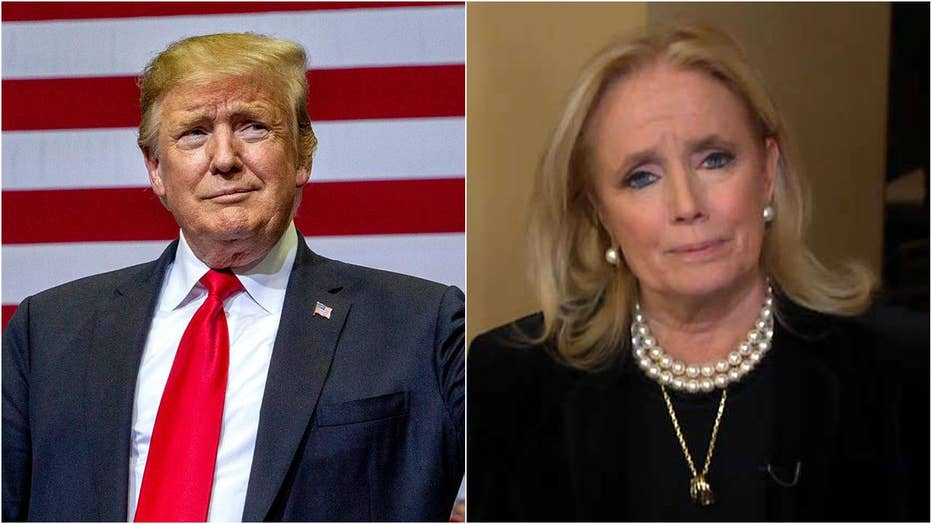 Rep. Debbie Dingell says Trump's comments about her late husband were disturbing, made the holidays harder