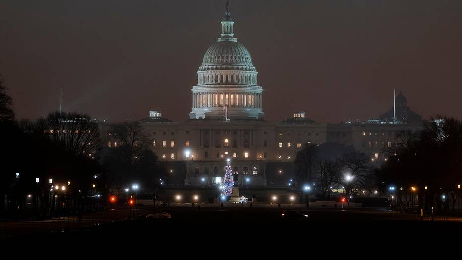 Articles of impeachment will sit in House until 2020 as lawmakers leave Washington for holiday recess