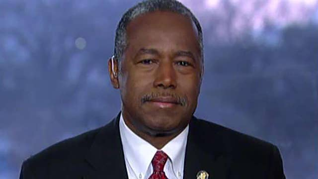 Ben Carson calls out California for being state with year's biggest increase in homelessness