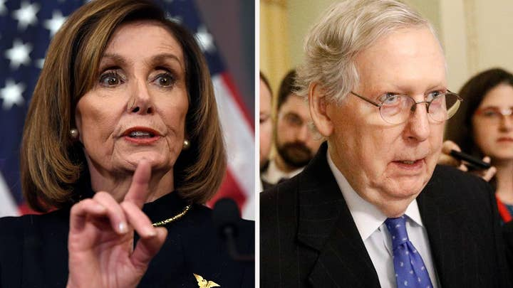 Congress leaves for Christmas break without sending articles of impeachment to the Senate