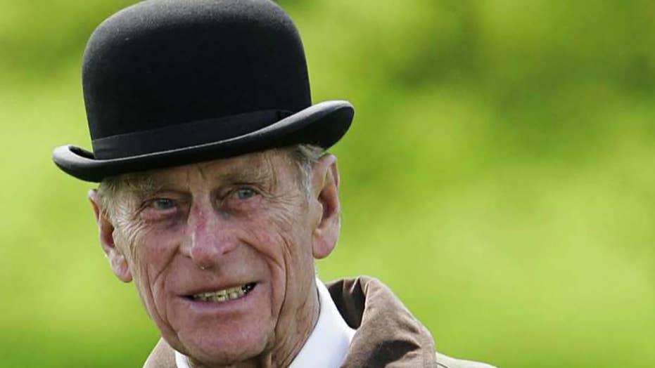 Prince Philip admitted to London hospital as 'precautionary measure'
