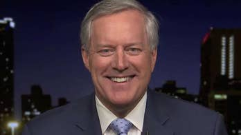 Rep. Mark Meadows talks impeachment, decision not to run for reelection