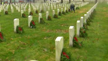 Wreaths Across America honors America's veterans this holiday season