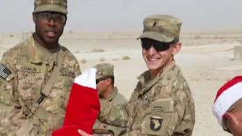 Soldiers' Angels helping service members away from home this holiday season