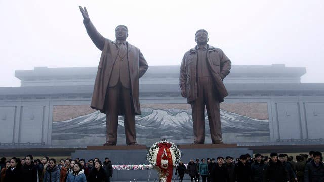 US monitoring North Korea for possible 'Christmas present' missile