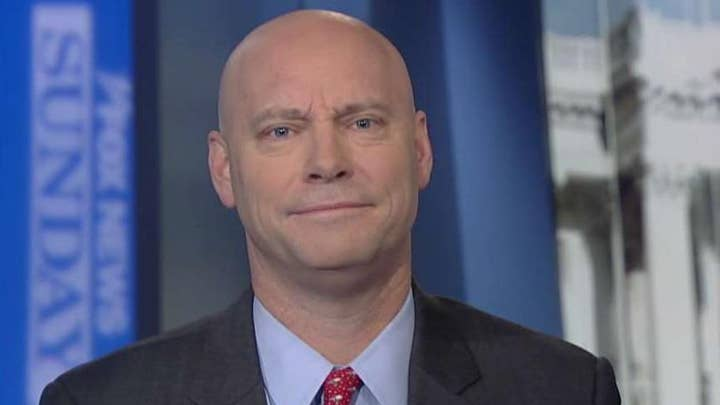 Marc Short on impasse over impeachment on Capitol Hill