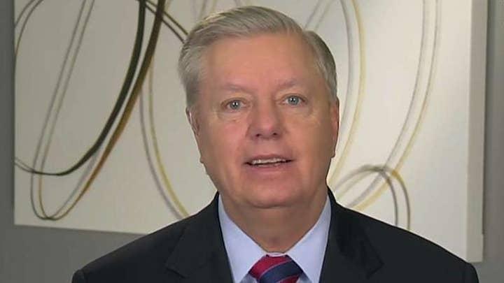 Sen. Graham: Pelosi 'taking a wrecking ball' to the Constitution