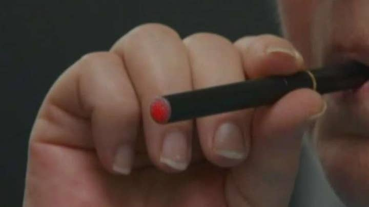 Marijuana vaping up among adolescents, new study finds