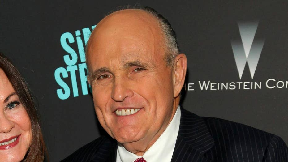 Giuliani makes key admission