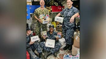 12 Days of Giving: Operation Gratitude