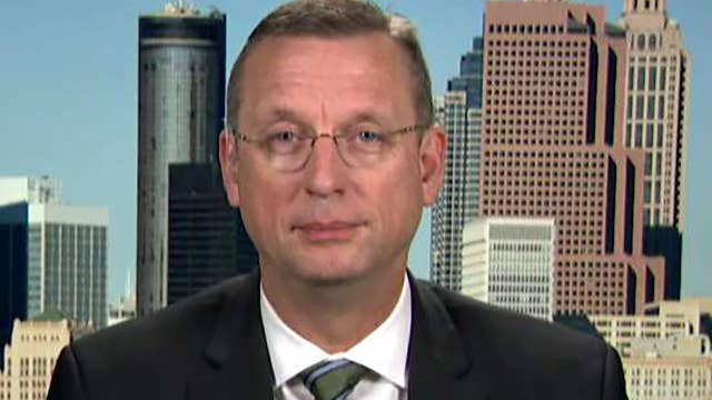 Rep. Doug Collins on being recommended to represent President Trump in a Senate impeachment trial