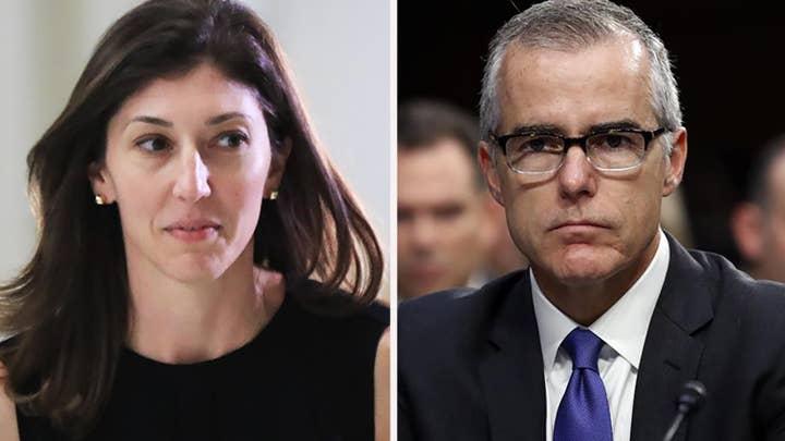 Ex-FBI officials getting off easy?