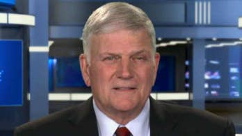 Rev. Graham: 'Christianity Today' is way off target, very left-wing magazine now