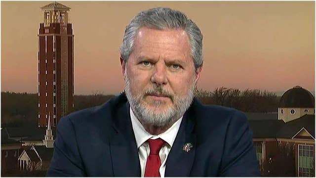Jerry Falwell Jr. calls out left-wing, elite establishment within religious community