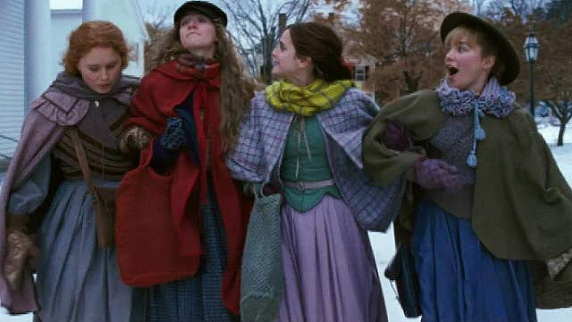 'Little Women' returns to the big screen just in time for Christmas