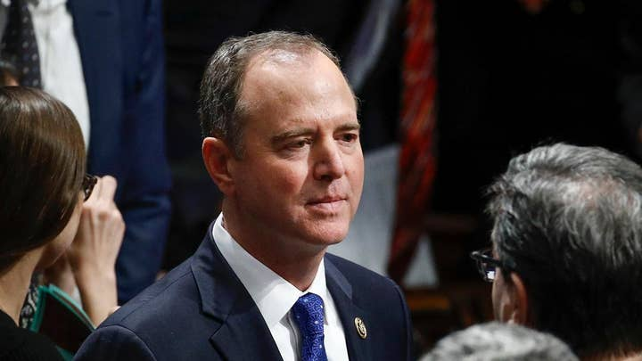 Schiff admits he has no sympathy for Carter Page, doesn't regret memo defending FBI