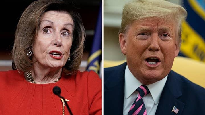 House Democrats hint at impeaching President Trump again