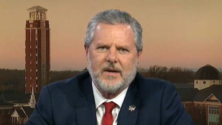 Religious elite turning people away from Christianity: Falwell, Jr