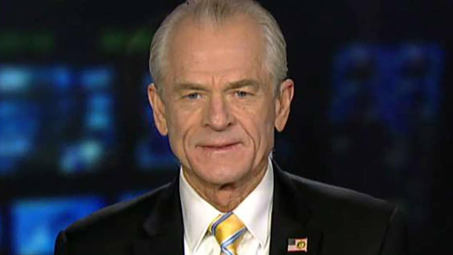 Peter Navarro predicts 'boom year' for US economy