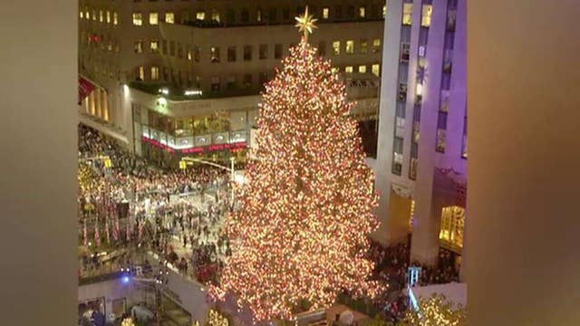 Fox News takes a look at the history of the Rockefeller Center Christmas tree