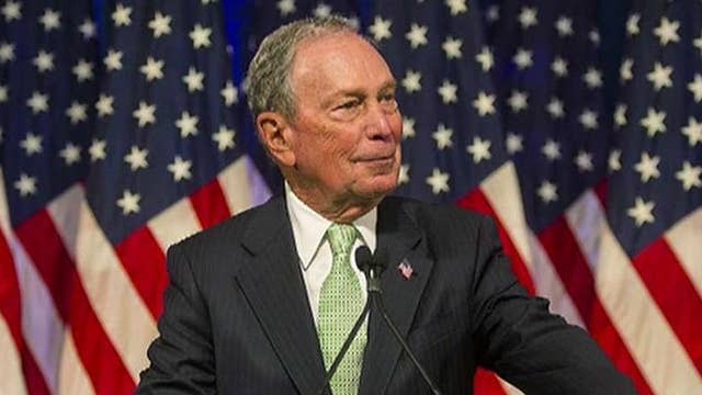 Bloomberg campaign cuts ties with company that used prison labor to make campaign calls