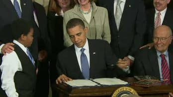 Sally Pipes: ObamaCare turns 10 鈥撀燿ecade of failure is nothing to celebrate