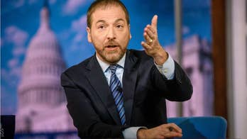 Tim Graham: Could NBC'S Chuck Todd be any lazier? 'Meet the Press' host Russert must be rolling in his grave
