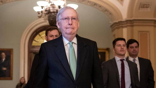Yale professor claims Mitch McConnell has 'zero constitutional authority' in an impeachment trial