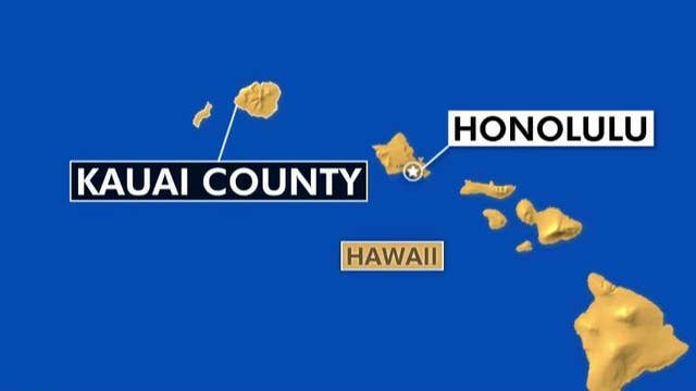 Tour helicopter vanishes off coast of Hawaii with seven people on board
