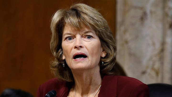 Sen. Murkowski says she's 'disturbed' by McConnell's pledge to coordinate impeachment trial with White House