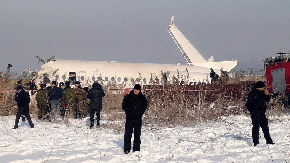 Image result for plane crash in kazakhstan