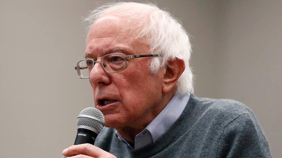 Is the Democrat establishment finally 'feeling the Bern'?