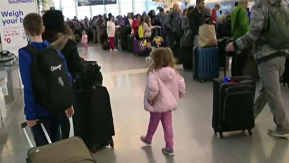 Travelers at 5 major US airports may have been exposed to measles