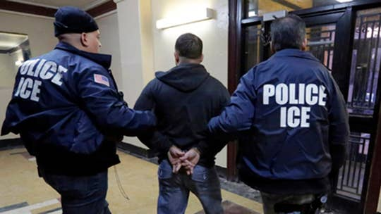 ICE issues list of 'fugitive' illegal immigrants freed by New York City's sanctuary city policies