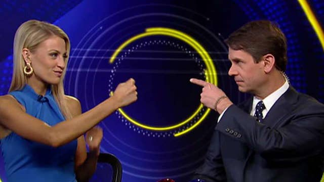Tucker Carlson's Final Exam: Carley Shimkus vs. Griff Jenkins