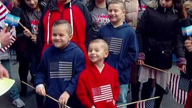 'Fox & Friends' celebrates 'National Pledge of Allegiance day'
