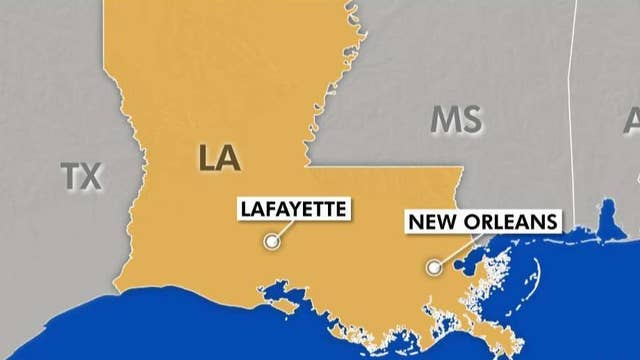Plane with 6 people on board crashes in Lafayette near Walmart
