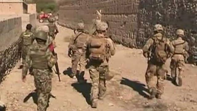 Families of Americans killed in Afghanistan sue contractors over alleged Taliban payments