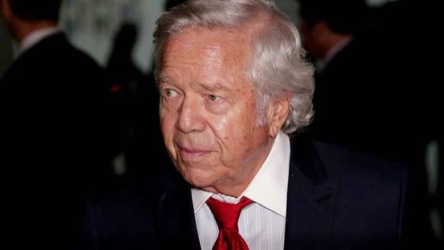 Robert Kraft could face felony charges in Florida prostitution case
