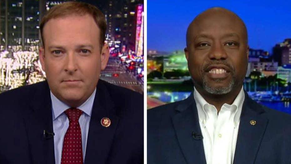 Sen. Tim Scott and Rep. Lee Zeldin on Nancy Pelosi's political posturing over impeachment