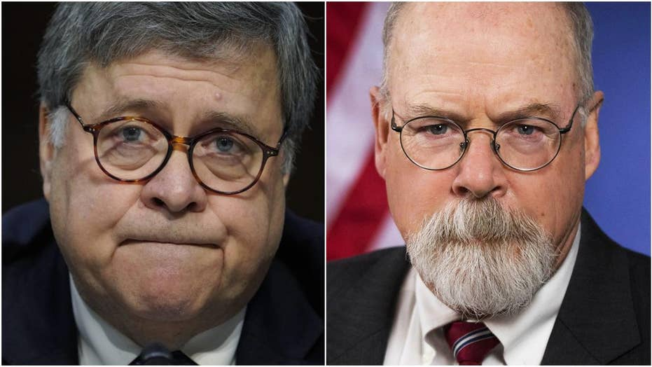 Rep. Andy Biggs calls Democrats' criticism of Attorney General Barr and John Durham 'comical'