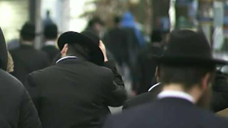 NYPD investigates wave of anti-Semitic attacks