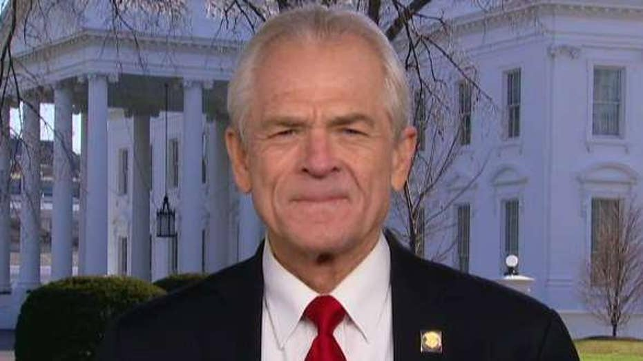 White House trade adviser Peter Navarro on predictions for the U.S. economy in 2020