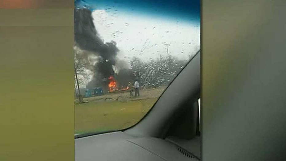 Small plane crash kills at least 5 in Louisiana