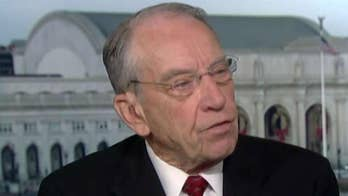 Grassley says White House 鈥榝ailed鈥� to explain why IGs were fired