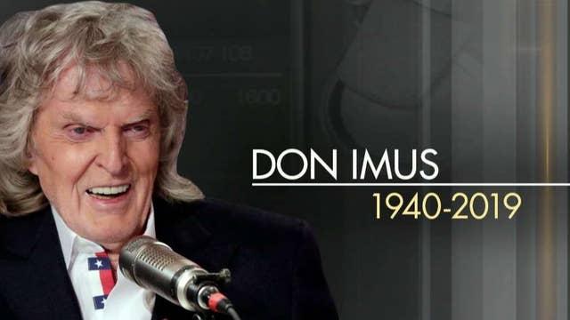 Don Imus, media curmudgeon