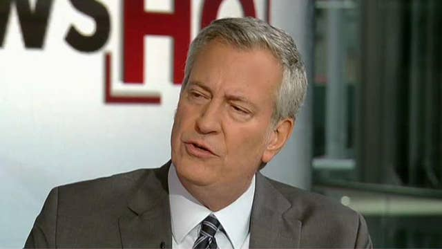 Mayor de Blasio on growing number of attacks against Jewish New Yorkers