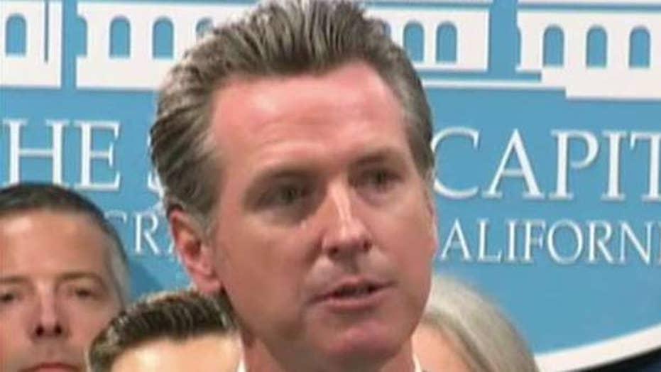 California business owner blasts Gov. Newsom for homeless crisis