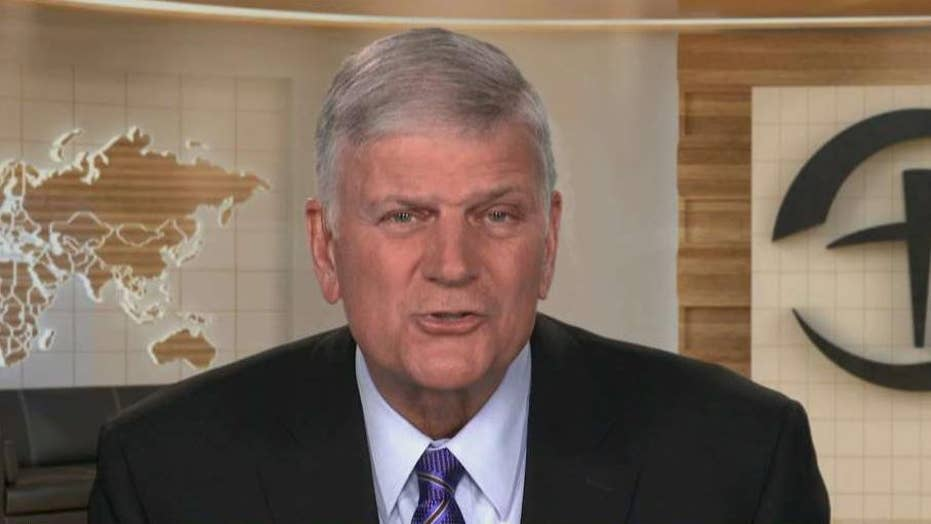 Rev. Franklin Graham on the importance of preserving faith