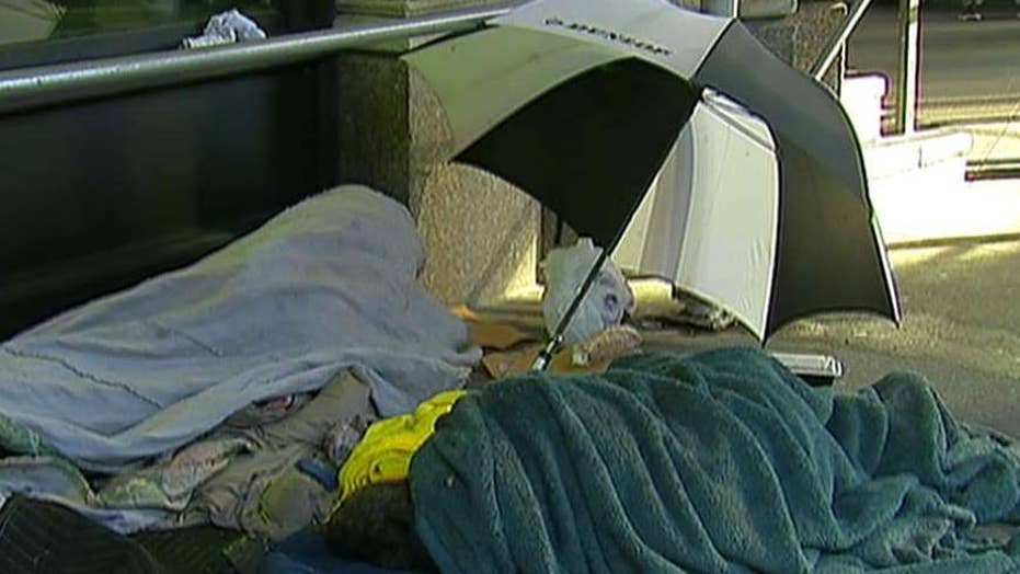 Mayor de Blasio: We want to end long-term homelessness over the next 5 years